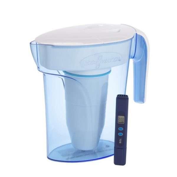 ZeroWater vattenfilterkanna 1,7 liter